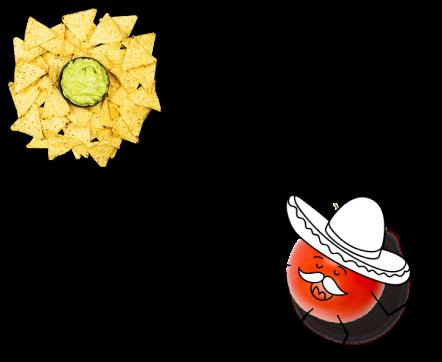мексиканский пикник